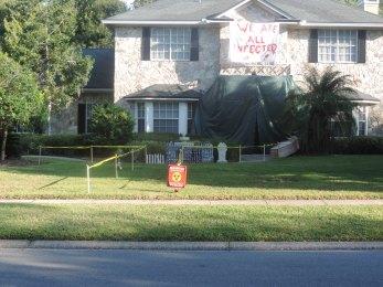 Zombie House in FL
